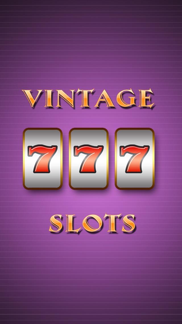 Vintage myVegas Slots: A Classic 3-Reel Style Free Slot