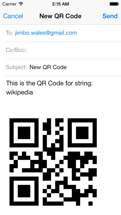 Scan QR Codes
