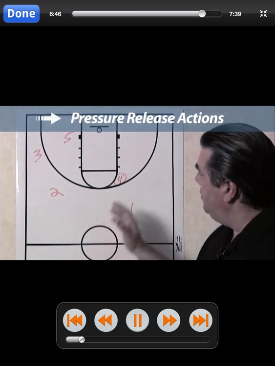 The FUSION Offense: Princeton, Triangle & 1 - 4 - With Coach Jamie Angeli - Full Court Basketball Training Instruction - XL screenshot-4