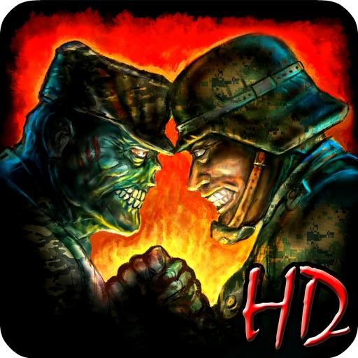 Action Adventure Marines VS Zombie Battle Plains Free War Games HD