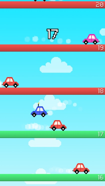 Jump Car screenshot-1