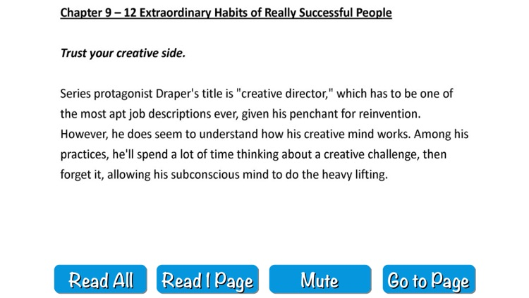 177 Habits of Successful People - Audio Book screenshot-3