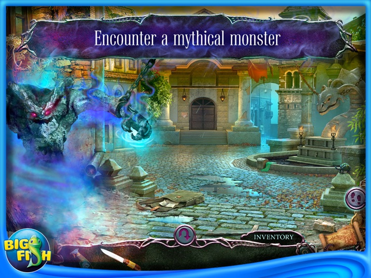 Mystery of the Ancients: Curse of the Black Water HD - A Hidden Object Adventure screenshot-1