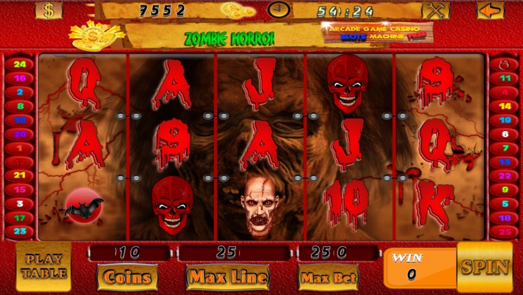 Arcade Game Casino Slots Machine Free screenshot-3