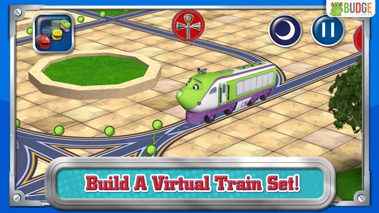 Chuggington Traintastic Adventures – A Train Set Game for Kids screenshot-3