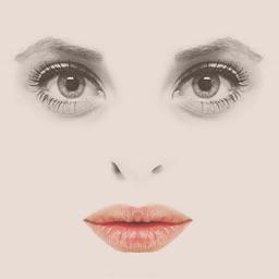 Beauty Mirror -- your fashionable beauty and cosmetics companion!