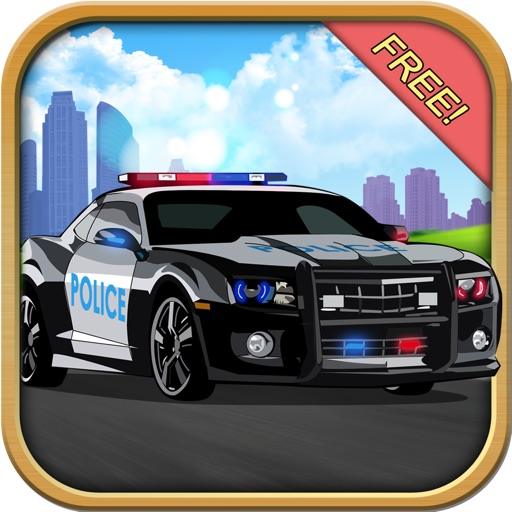 Extreme Police Chase Free - Racing Cops