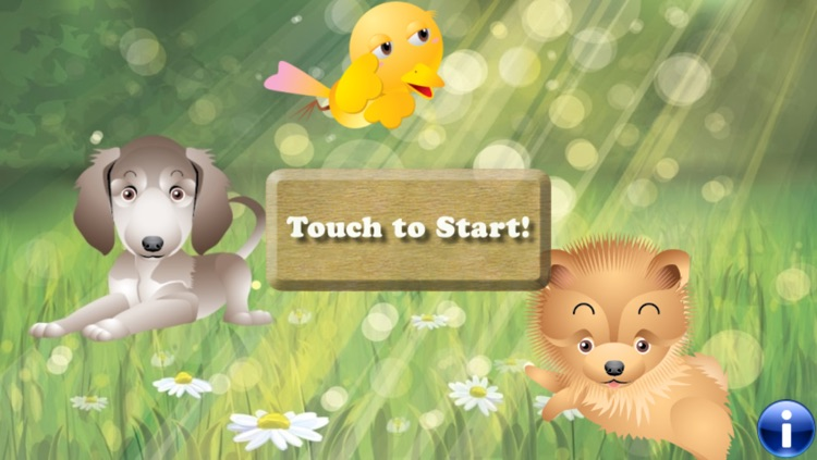 Puppy Dog Puzzles for Toddlers and Kids - Educational Puzzle Games
