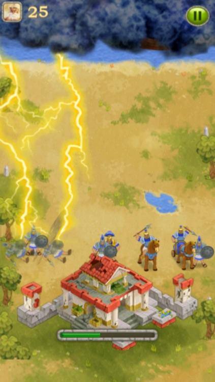 Immortal Fury - Temple of the Gods screenshot-3