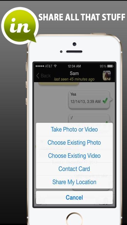 inChat screenshot-4