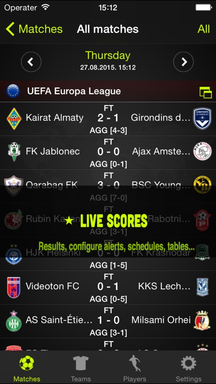 Live Score Once screenshot-2