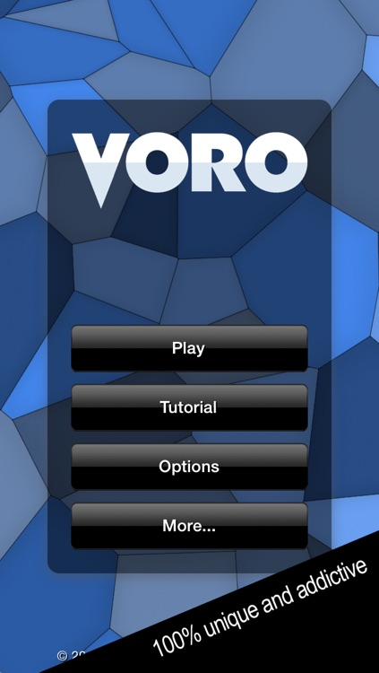 Voro - 100% unique and addictive screenshot-4