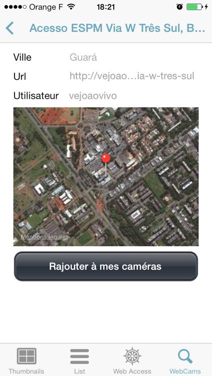 EyeSeeU - IPCamera Viewer screenshot-4