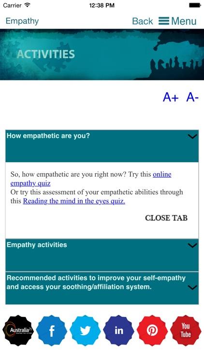 Empathy screenshot-3