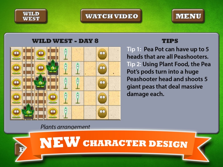 "Unofficial Guide for ""Plants vs Zombies 2"" HD screenshot-1"