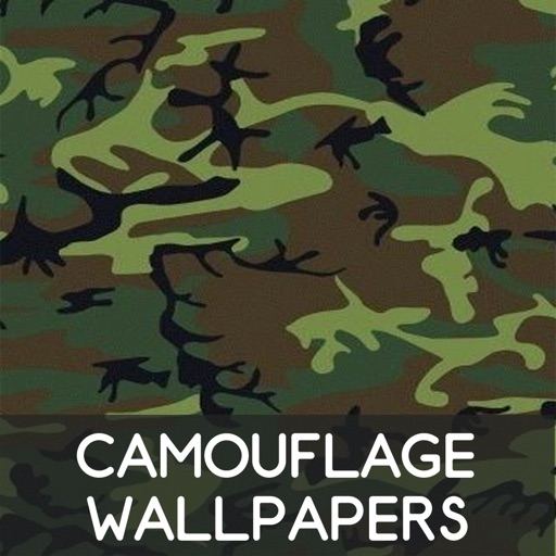 Camouflage Wallpapers For iPad