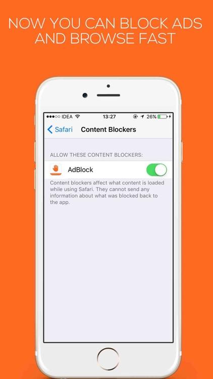 Ad Blocker & Web To PDF