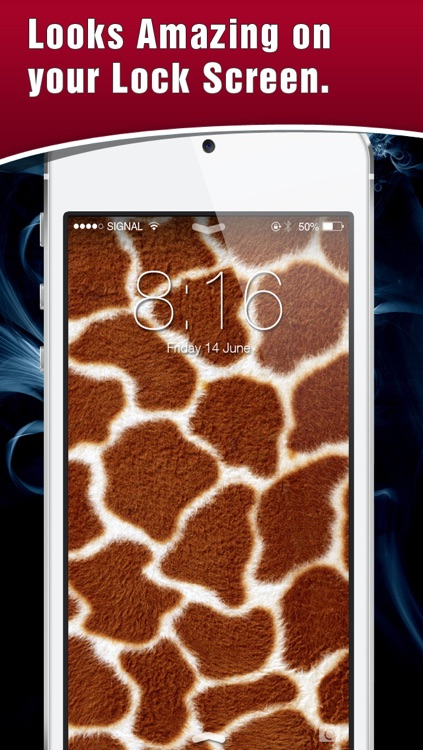Skin My Phone! HD Animal Print Wallpapers,Backgrounds,Themes screenshot-3