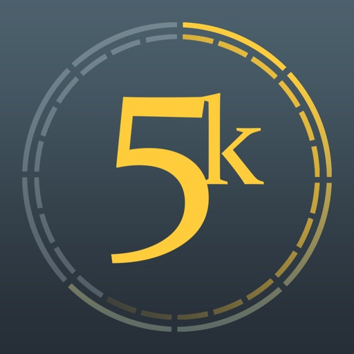 Run 5k (GPS & Pedometer) - Couch to 5k plan icon