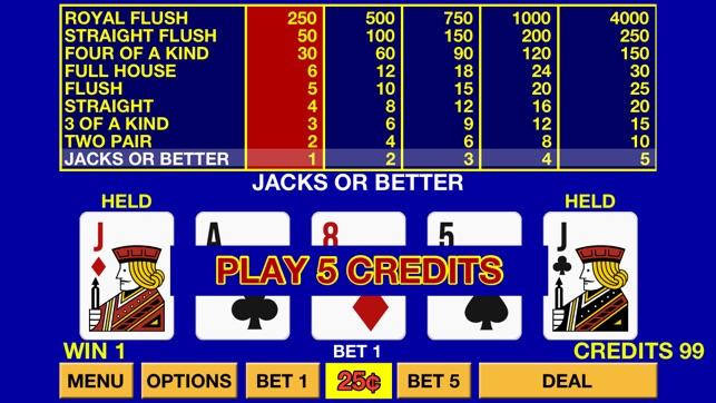 Игровые автоматы видеопокер психология игры в казино