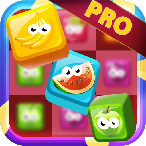 Candy Fruit Party Pop -  Fun Addictive Candies Game For Kids HD PRO