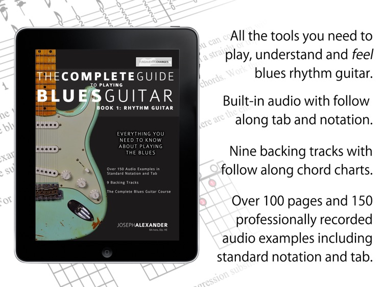The Complete Guide to Playing Blues Guitar : Rhythm Guitar