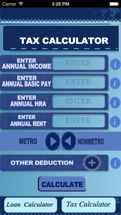 Loan 'N' Tax Calculator - India screenshot-4