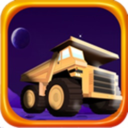 Space Dump Truck Race Free Awesome Truck Race Game