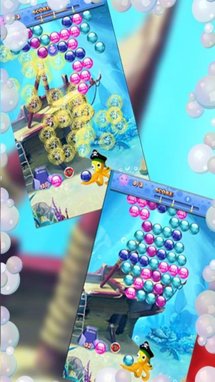 Octopus Bubble Shooter screenshot-3