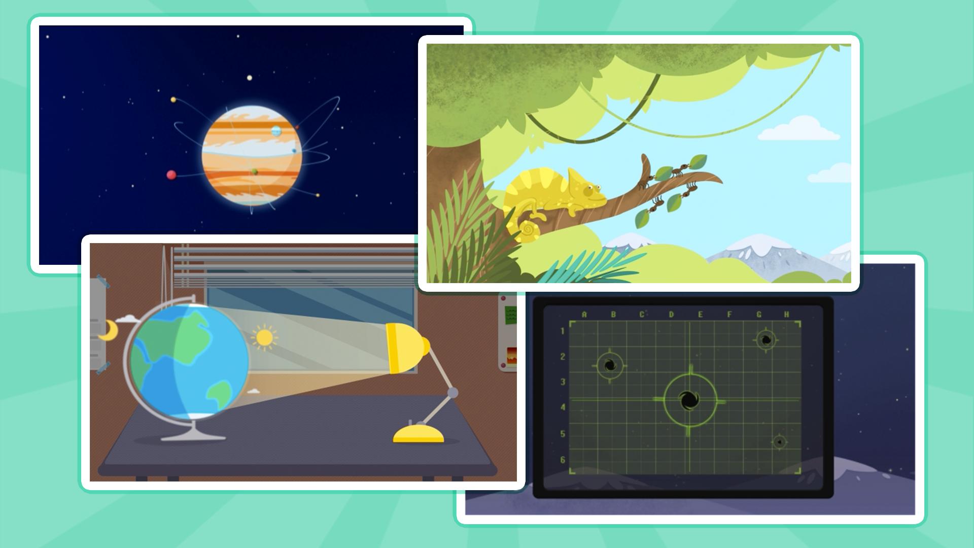 Star Walk Kids: Astronomy Game screenshot 14