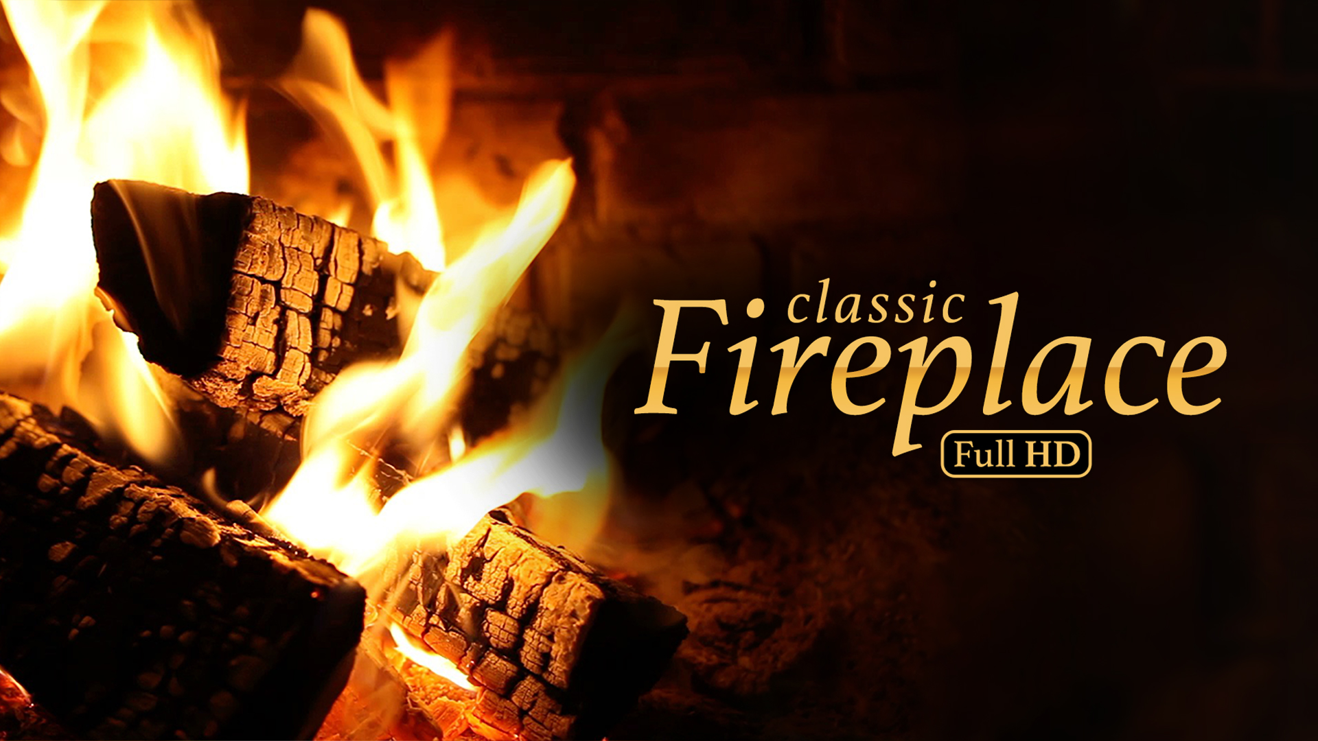 classic Fireplace – relaxing and romantic fire flames screenshot 5