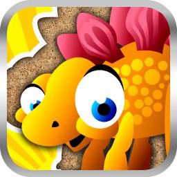 Kid's Dinosaur Puzzle