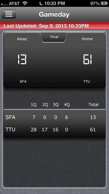 Texas Tech Football Live screenshot-4