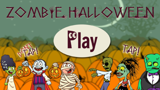 Zombie Halloween, Pumpkin Patch Fun Games screenshot three