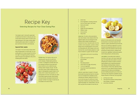 Clean eating made simple a healthy cookbook with delicious whole screenshot 3 forumfinder Image collections