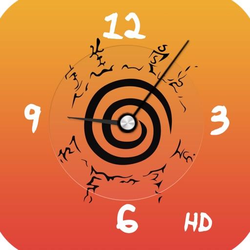 N.Clock for Naruto HD