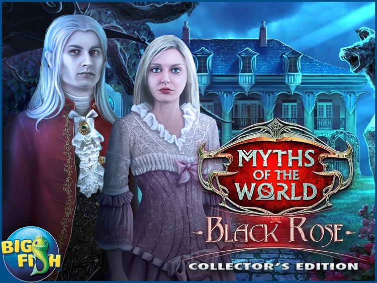 Myths of the World: Black Rose HD - A Hidden Object Adventure (Full) screenshot-4