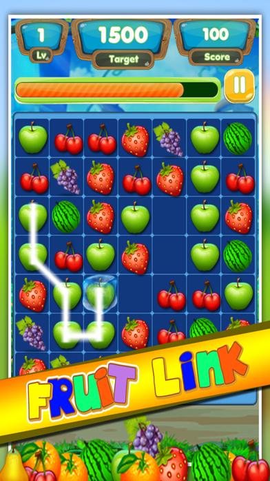 Fruit Link Saga! screenshot one