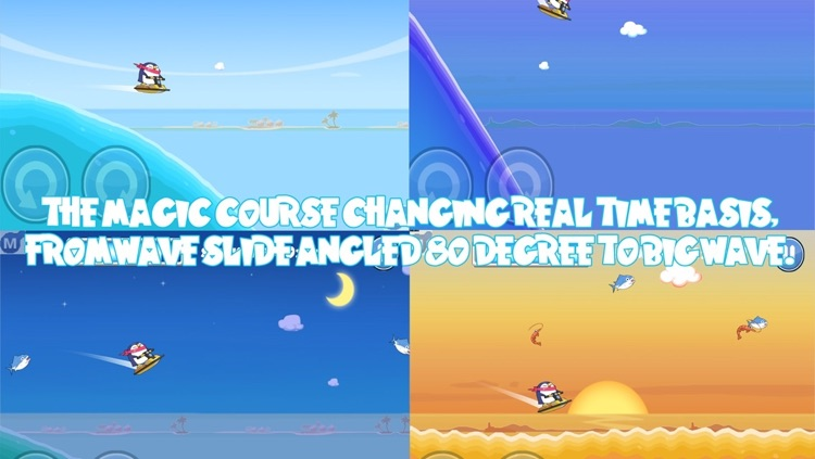 Cool Surfers 1 :Penguin Run 4 Finding Marine Subway 2 Free