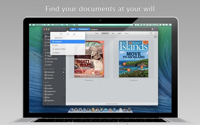 iDocument 2 Screenshot