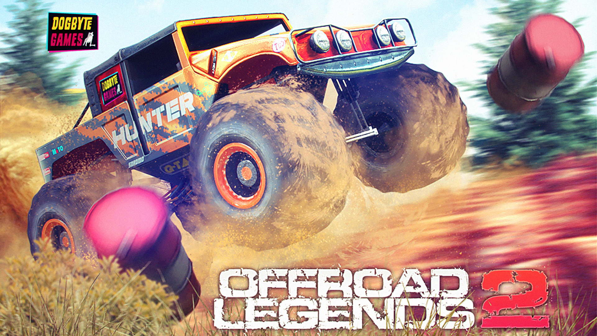 Offroad Legends 2 screenshot 15