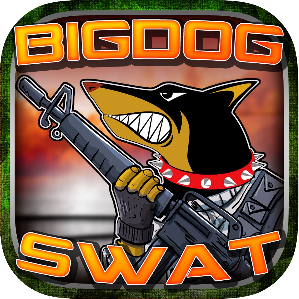 3D Swat Team : Big Dog vs. Evil Pink Pussy Cat icon