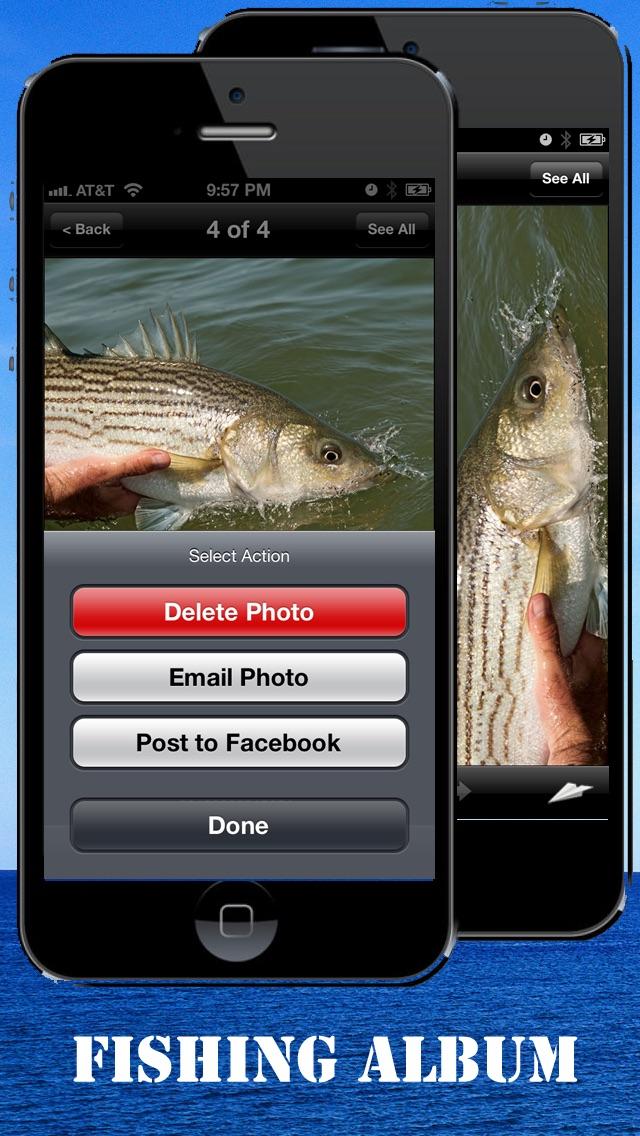 Best Fishing Times app