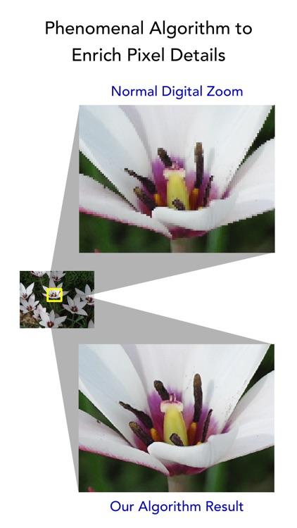 PrimeCam: True HDR, Super Resolution, Noise Reduction, Zoom & Low-light screenshot-4