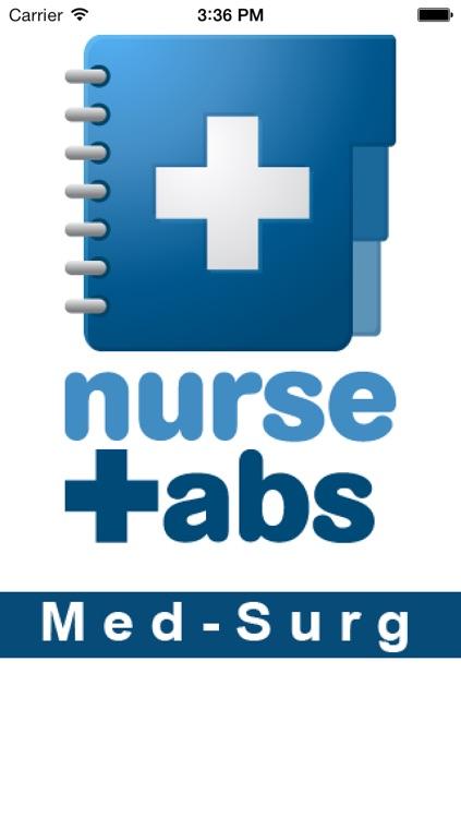 NurseTabs: MedSurg