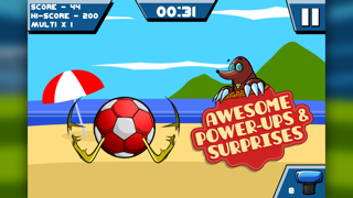 Tap It Up! Juggle and Kick the Soccer Ball screenshot two