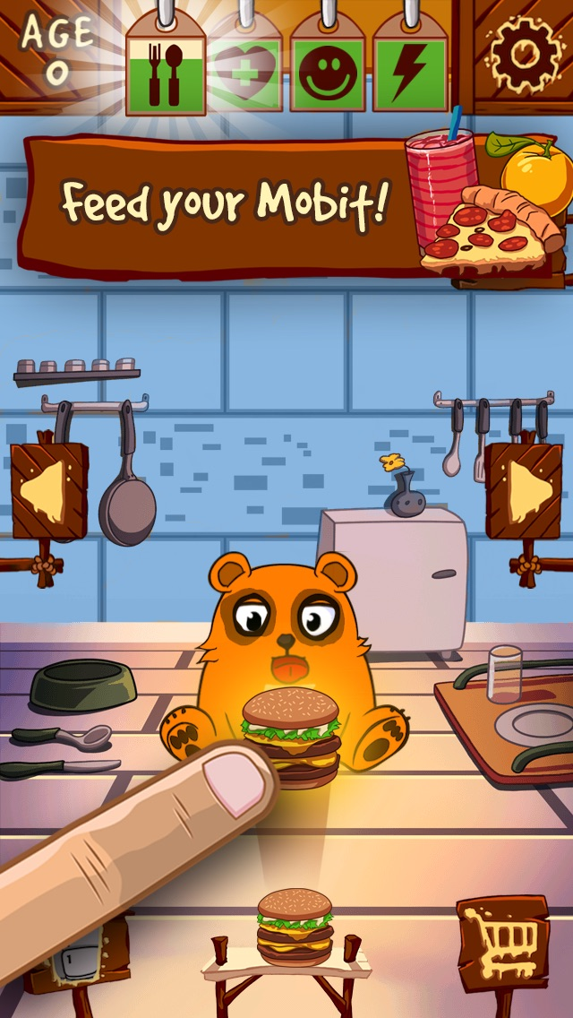 My Mobit – Virtual Pet Monster to Play, Train, Care and Feed Cheat Codes
