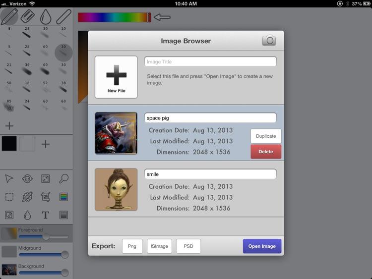 Inkist screenshot-4