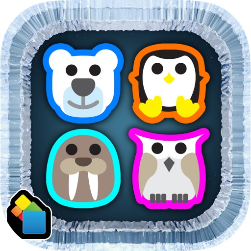 Frozen Arctic - Fun Match Three Puzzle Game