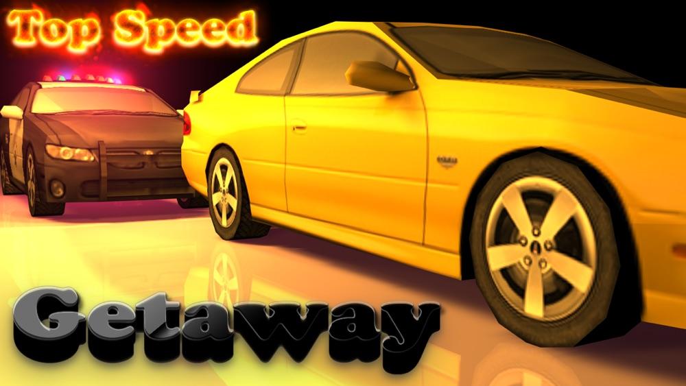 Top Speed Getaway Cheat Codes